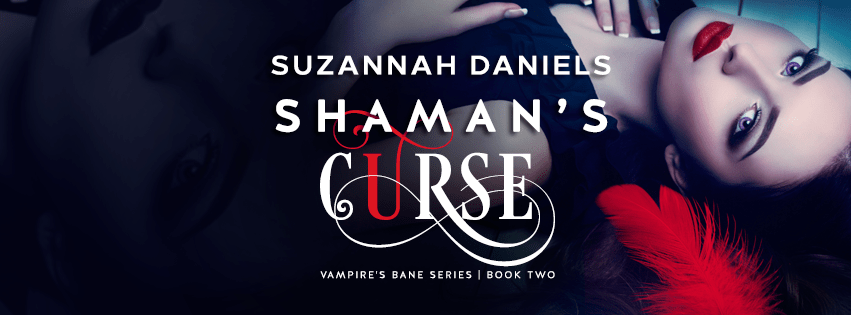 Shaman's Curse by Suzannah Daniels Cover Reveal