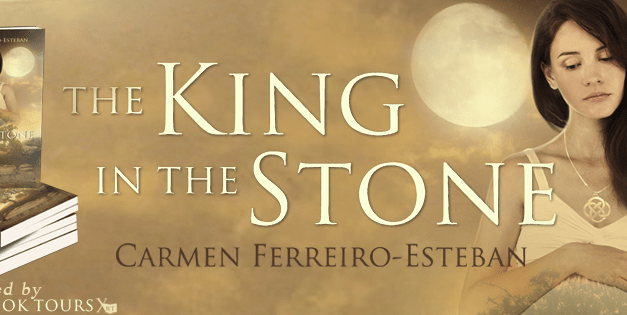 The King in the Stone by Carmen Ferreiro-Esteban Cover Reveal