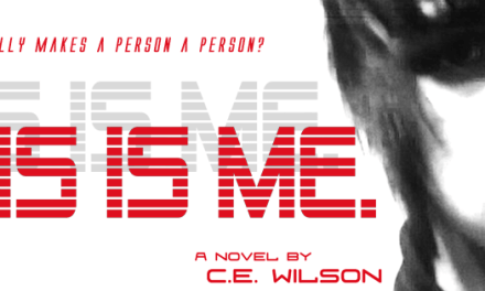 This Is Me by C.E. Wilson Cover Reveal
