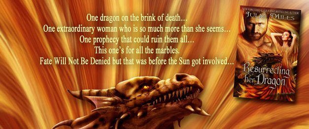 Dragon Guard  by Julia Mills Cover Reveal