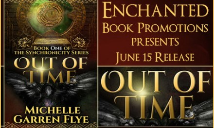 Out of Time by Michelle Garren Flyn Release Blitz