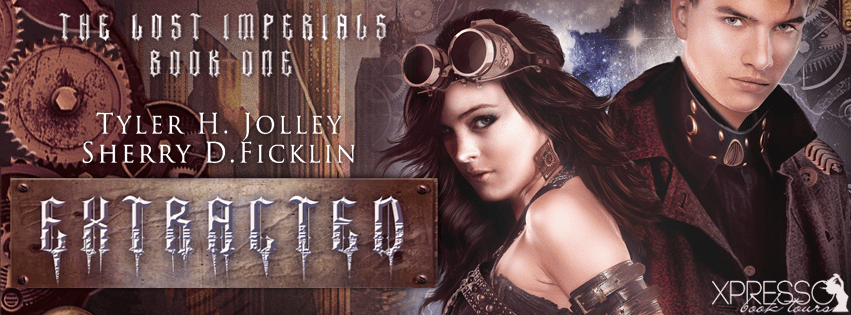 Extracted by Sherry D. Ficklin & Tyler Jolley Cover Reveal