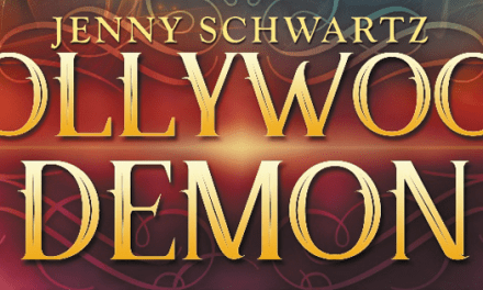 Hollywood Demon by Jenny Schwartz Cover Reveal