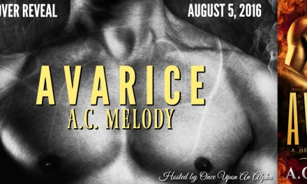 Avarice by A.C. Melody Cover Reveal