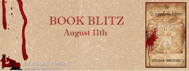 The Werewolf Whisperer Book Blitz