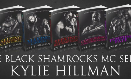 Blood & Betrayal by Kylie Hillman Cover Reveal
