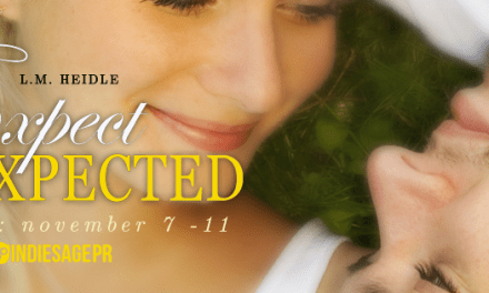 Expect the Unexpected by L.M. Heidle Blog Tour