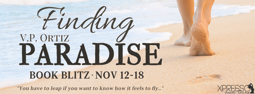 Finding Paradise by V.P. Ortiz Book Blitz