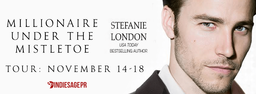 Millionaire Under the Mistletoe by Stefanie London Blog Tour