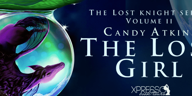 The Lost Girl by Candy Atkins Cover Reveal