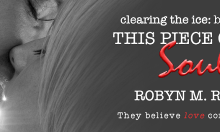The Piece of My Soul by Robyn M. Ryan Cover Reveal