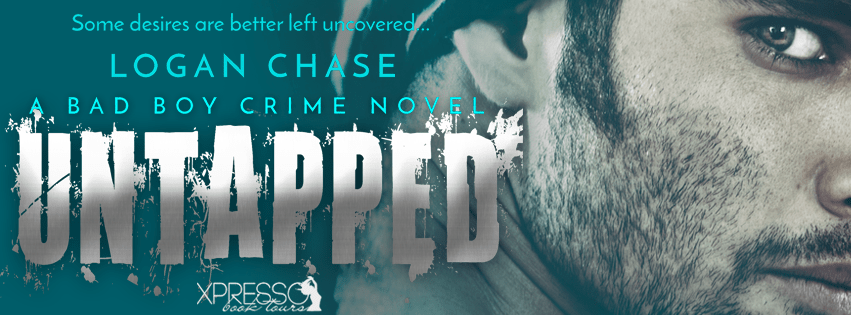 Untapped by Logan Chase Cover Reveal