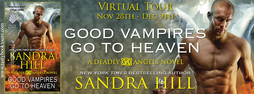 Good Vampires Go To Heaven by Sandra Hill Blog Tour
