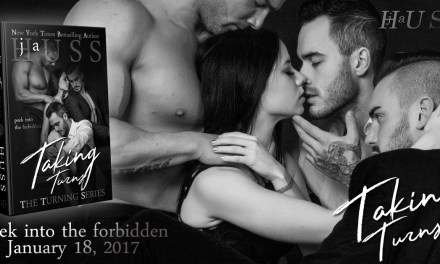 Taking Turns (The Turning Series #1) by J.A. Huss Cover Reveal