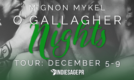 O'Gallagher Nights by Mignon Mykel Blog Tour