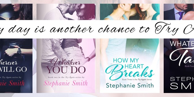 Try Again by Stephanie Smith Sales Blitz