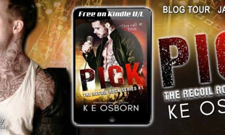 Pick by K.E. Osborn Blog Tour