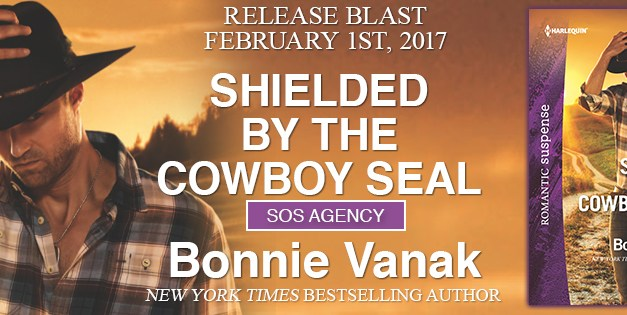 Shielded by the Cowboy by Bonnie Vanak Release Blitz