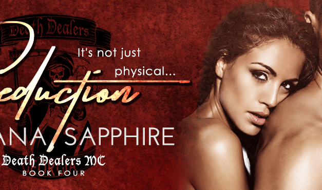 Seduction by Alana Sapphire Cover Reveal