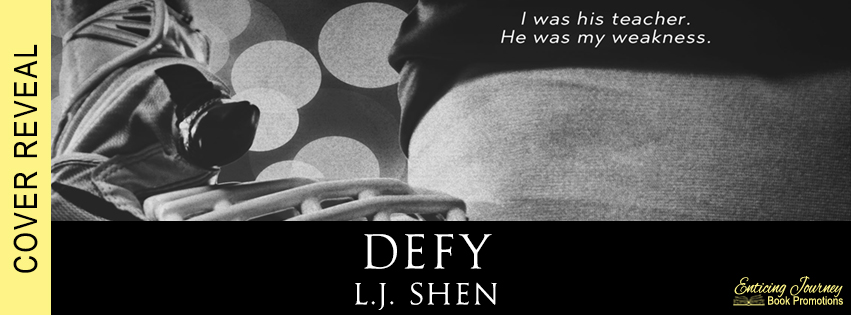Defy by L.J. Shen Cover Reveal