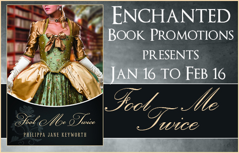 Fool Me Once by Philippa Jane Keyworth Blog Tour