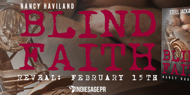 Blind Faith by Nancy Haviland Cover Reveal