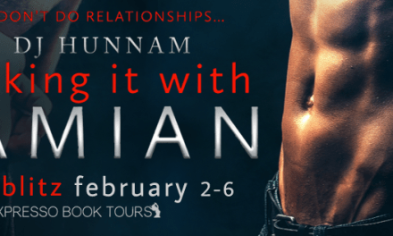 Faking It With Damian by D.J. Hunnam
