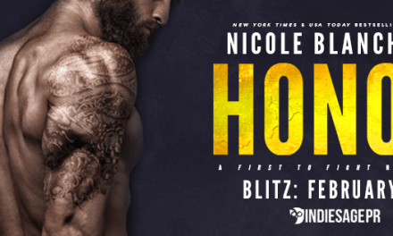 Honor by Nicole Blanchard New Release