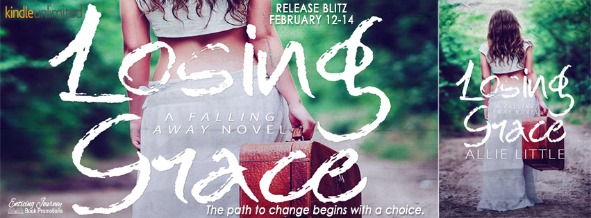 Losing Grace by Allie Little Release Blitz