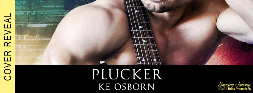 Plucker by K.E. Osborn Cover reveal