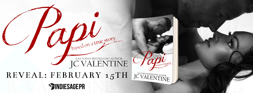 PAPI by J.C. Valentine Cover Reveal