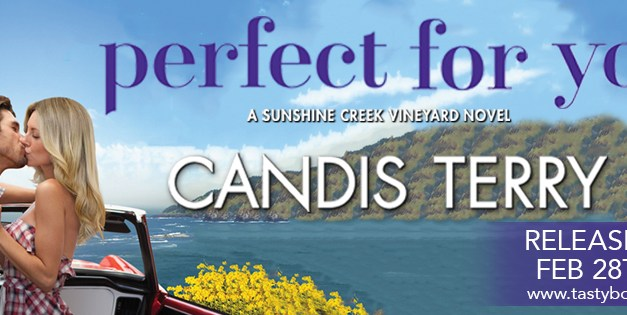 Perfect For You by Candis Terry Release Blast