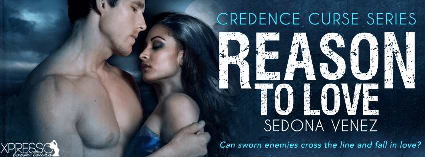 Reason to Love by Sedona Venez Cover Reveal
