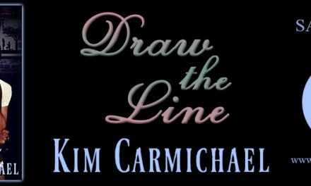 Draw the Line by Kim Carmichael Sale Blitz