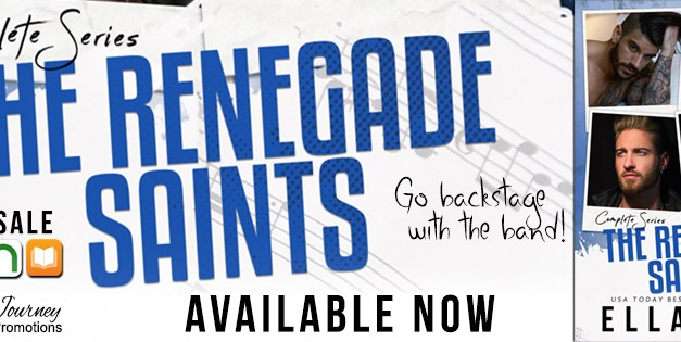 Renegade Saints by Ella Fox Release Blitz
