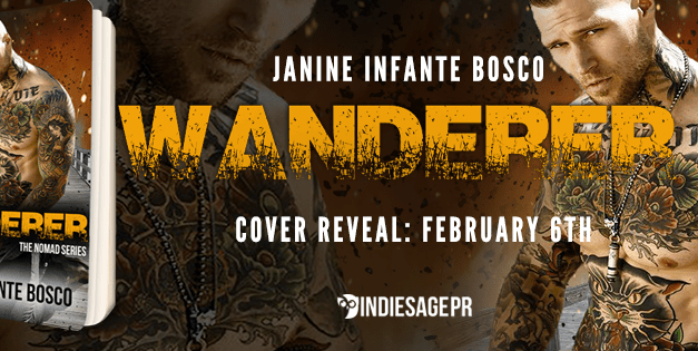 Wanderer by Janine Infante Bosco Cover Reveal
