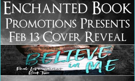 Believe In Me by Angela Coffey Cover Reveal