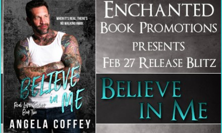 Believe In Me by Angela Coffey Release Blitz