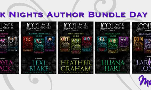 1001 Dark Nights' Author Bundle Day