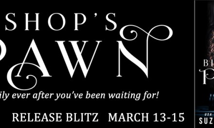 Bishop's Pawn by Suzanne Halliday Release Blitz