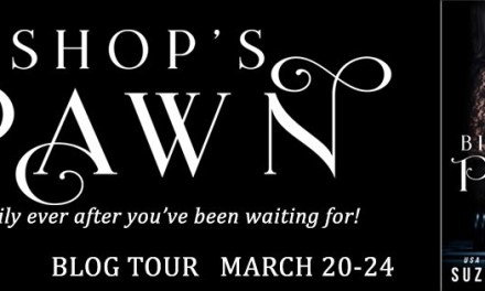 Bishop's Pawn by Suzanne Halliday Blog Tour