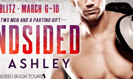 Blindsided by Ava Ashley Book Blitz