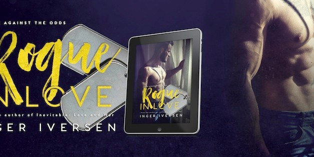 Rogue In Love by Inger Iversen Cover Reveal