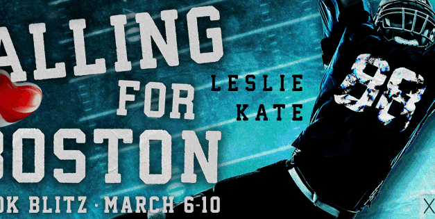 Falling For Boston by Leslie Kate Book Blitz