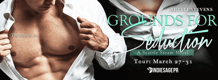 Grounds for Seduction by Shelli Stevens Blog Tour