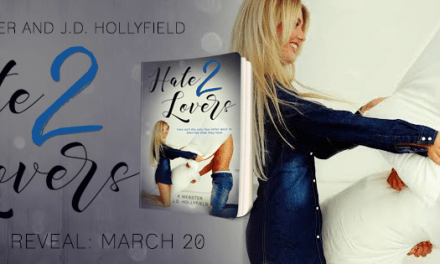 Hate 2 Lovers by K. Webster & J.D. Hollyfield Cover Reveal