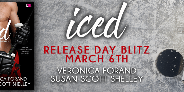 Iced by Veronica Forand and Susan Scott Release Blitz