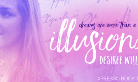 Illusionary by Desiree Williams Cover Reveal