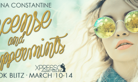 Incense and Peppermints by Cathrina Constantine Book Blitz