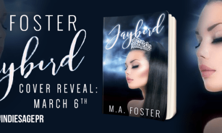 Jaybird by M.A. Foster Cover Reveal